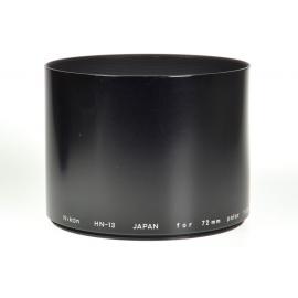 Nikon HN-13 vastavalosuoja