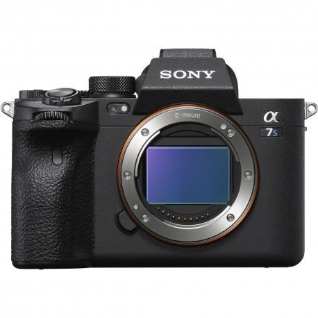 Sony A7S III peilitön järjestelmäkamera