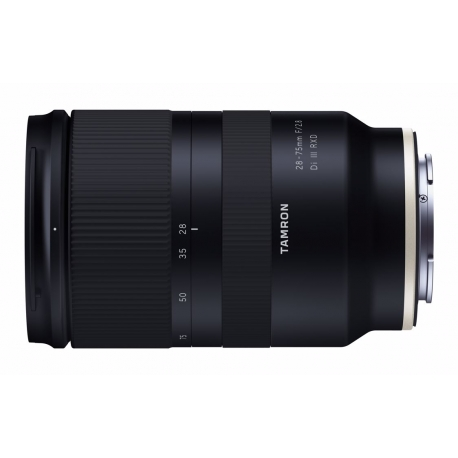 Tamron 28-75mm f/2.8 Di III RXD  for Sony E-mount objective