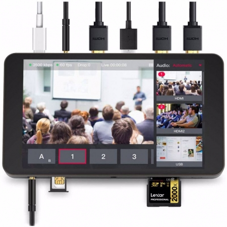 YoloBox - Portable Live stream studio