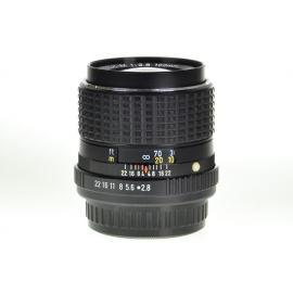 SMC Pentax-M 100mm f/2.8