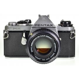 Pentax ME + SMC Pentax-M 50mm f/1.7