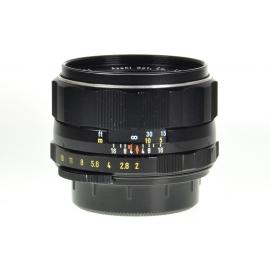 Pentax Super-Takumar 55mm f/2 - M42