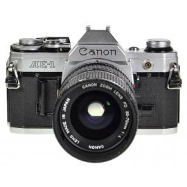 Canon AE-1 + FDn 35-70mm f/4