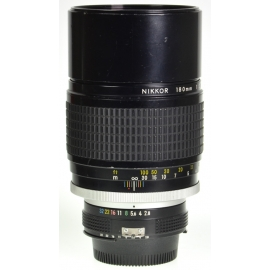 Nikon Nikkor 180mm f/2.8 Ai