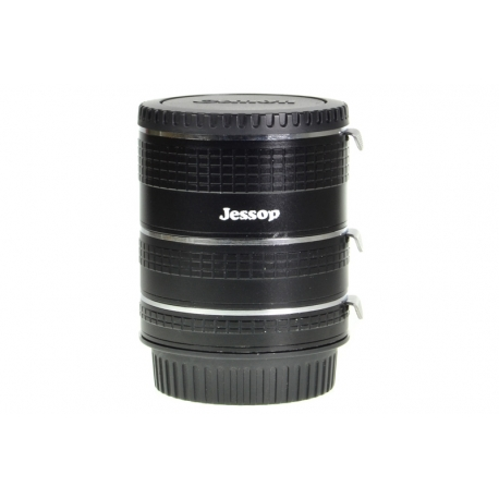 Soligor Extension Tube Set - Canon EOS