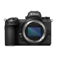 Nikon Z 7II mirrorless body + 24-70mm f/4 S objective