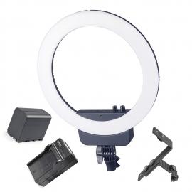 Kaiser Nanlite ring LED-valo kit