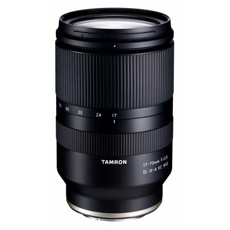 Tamron 17-70mm f/2.8 Di III-A VC RXD (Sony E-mount)  objektiivi