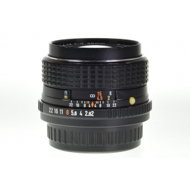 SMC Pentax-M 35mm f/2