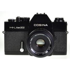 Cosina Hi-Lite 202 + Cosinon Auto 55mm f/2.8