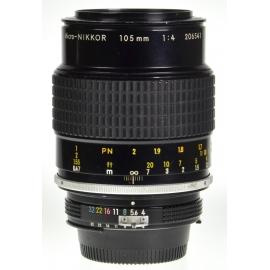 Nikon Micro-Nikkor 105mm f/4 Ai
