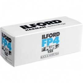 Ilford FP4 Plus 125 120mm