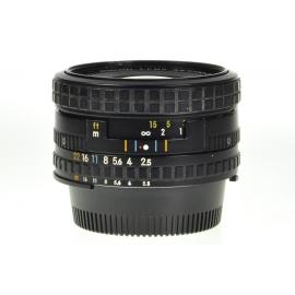 Nikon Series E 35mm f/2.5