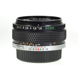 Olympus OM-System F.Zuiko Auto-S 50mm f/1.8