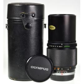 Olympus OM-System E.Zuiko Auto-T 200mm f/4