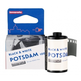 Lomography Potsdam Kino B&W 35mm ISO 100