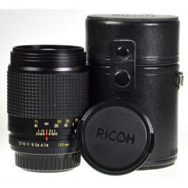 Ricoh XR Rikenon 135mm f/2.8 - Pentax K