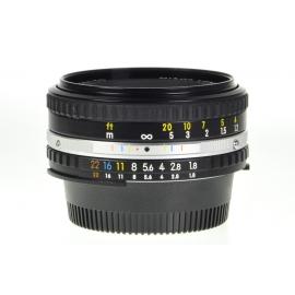 Nikon Series E 50mm f/1.8
