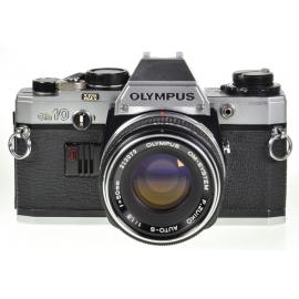 Olympus OM-10 + F.Zuiko 50mm f/1.8