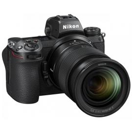 Nikon Z 7II mirrorless body + 24-70mm f/4 S objective