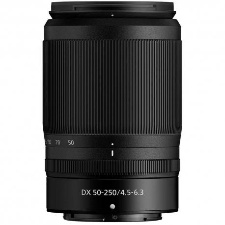 Nikon Nikkor DX 50-250mm f/4.5-6.3 VR objektiivi