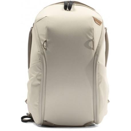 Peak Design Everyday Backpack zip 20l Kamerareppu - Bone