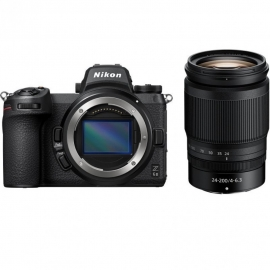 Nikon Z 6II mirrorles body + 24-70mm f/4 S objective