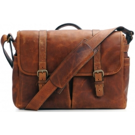 ONA Brixton - Antique Cognac Leather