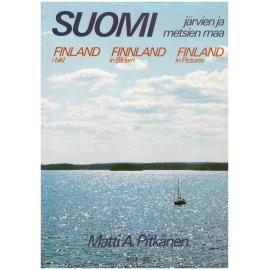 Suomi järvien ja metsien maa - Matti A. Pitkänen
