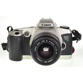 Canon EOS 500N + EF 35-80mm f/4-5.6 III
