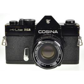 Cosina Hi-Lite DLR + Cosinon Auto 50mm f/1.8