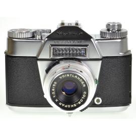 Voigtländer Bessamatic + Color-Skopar X 50mm f/2.8