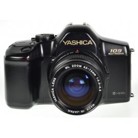 Yashica 109 Multi Program + ML 42-75mm f/3.5-4.5