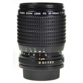 Canon FDn 35-105mm f/3.5-4.5 Macro
