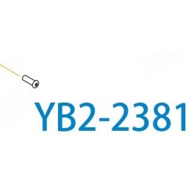 YB2-2381-000 SCREW, M1.7X5.0 TSE24II