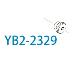 YB2-2329-000 KNOB, CLAMP TSE24II