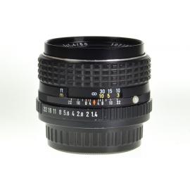 SMC Pentax K 50mm f/1.4