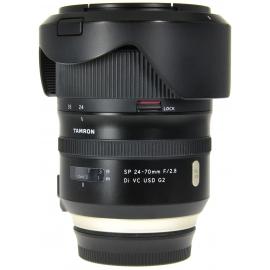 Tamron SP 24-70mm/2.8 Di VC USD G2  Canon kiinnityksellä