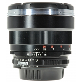 Carl Zeiss Planar T* 85mm F1.4 ZF - Nikon
