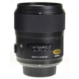 Sigma ART 35mm f/1.4 DG HSM - Nikon
