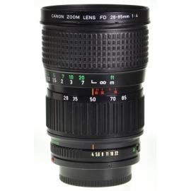 Canon FDn 28-85mm f/4