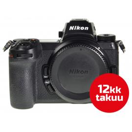 Nikon Z7 kamerarunko