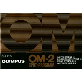 Olympus OM-2 Käyttöohje