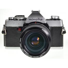 Minolta XG1 + MD Zoom 35-70mm f/3.5