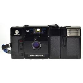 Minolta AF-C + EF-C flash
