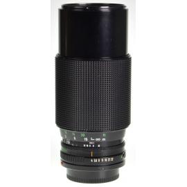 Canon FDn 70-210mm f/4