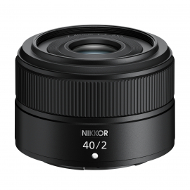 Nikon Nikkor Z 40mm f/2 objektiivi