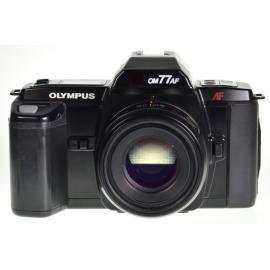 Olympus OM 77 AF + 50mm f/1.8 AF