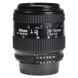 Nikon AF Nikkor 28-70mm f/3.5-4.5